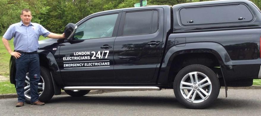 London Electricians Portfolio