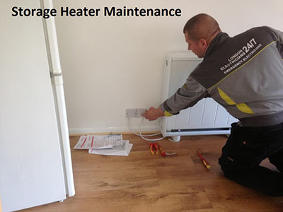 Storage Heater Maintenance London