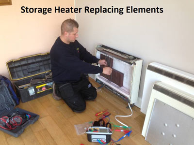 Storage Heater Replacement London