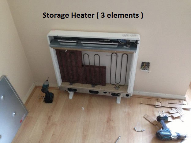 Storage Heater Repair London