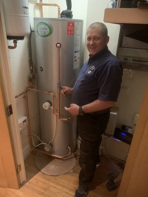 HEATING AND ELECTRICAL ENGINEER